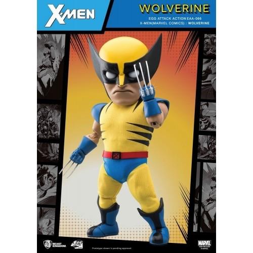 Figurine Egg Attack Wolverine