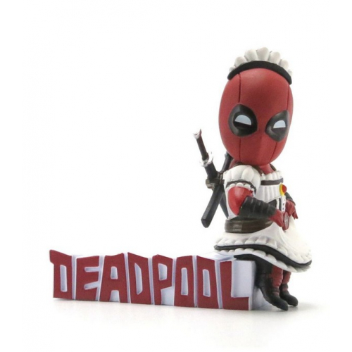 Deadpool Maid Mini Egg Attack