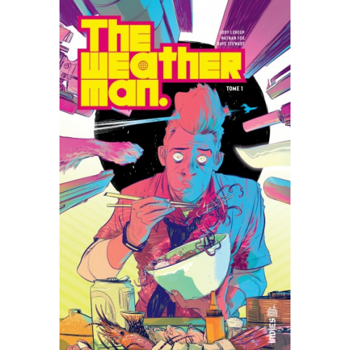 The Weatherman Tome 1 (VF)