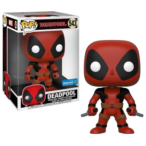 Funko Pop Deadpool (Life Size - 30cm) 543