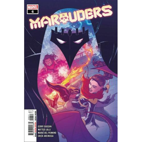 MARAUDERS 6 (VO)