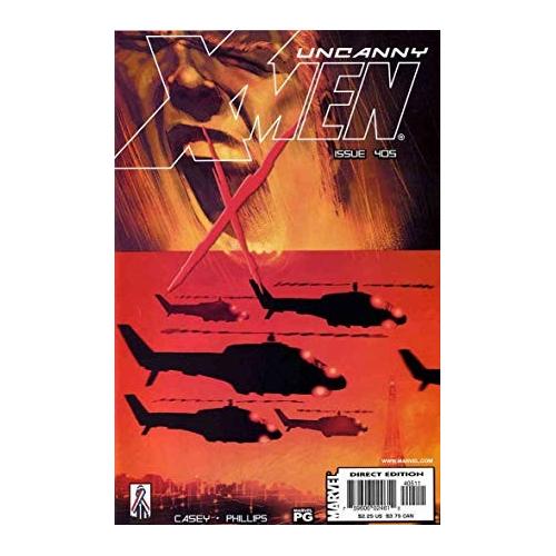 UNCANNY X-MEN 405 (VO)