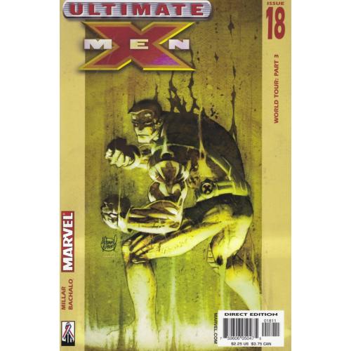 ULTIMATE X-MEN 18 (VO)
