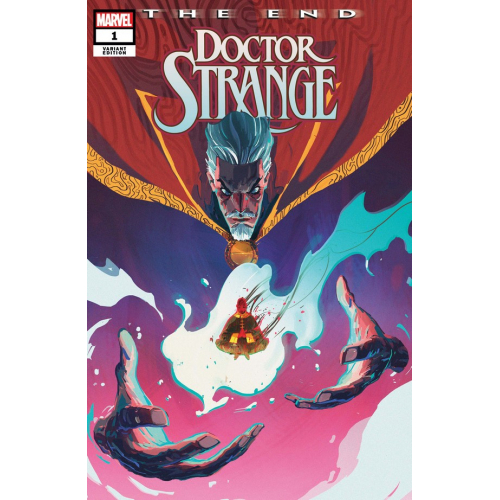 DOCTOR STRANGE THE END 1 ANDRADE VAR (VO)