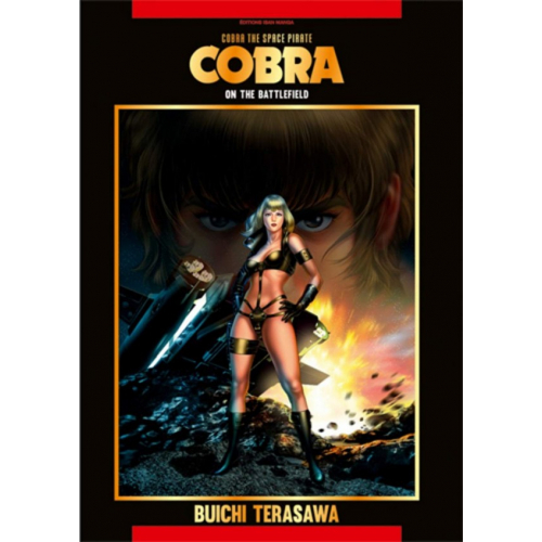 Cobra The Space Pirate : On The Battlefield (VF)