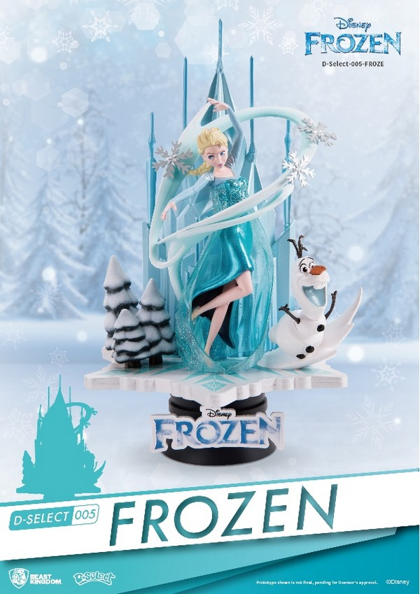 Diorama Frozen