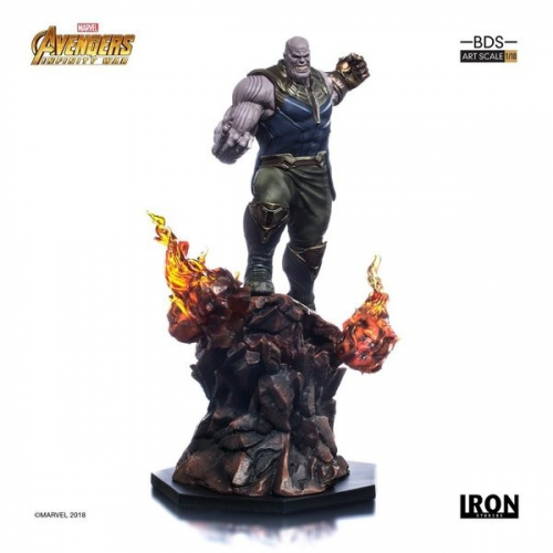 THANOS - Avengers Infinity War statuette BDS Art Scale 1/10 Thanos (35 cm)