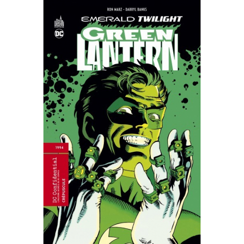 Green Lantern – Emerald Twilight (VF)