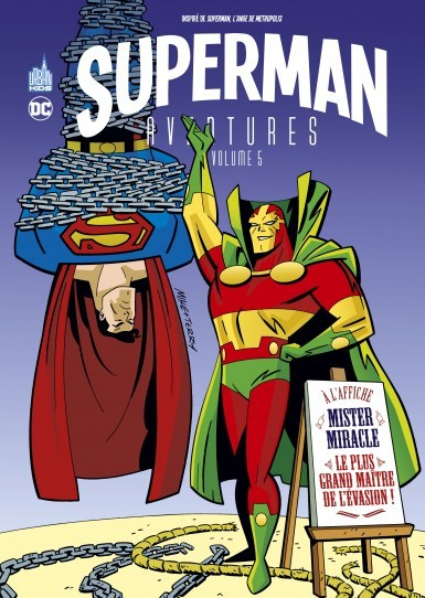 Superman Aventures Tome 5 (VF)
