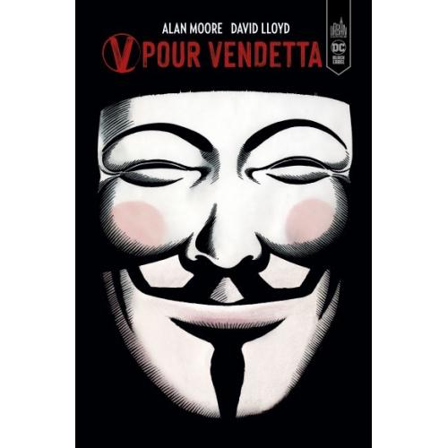 V pour Vendetta Nouvelle édition (VF)