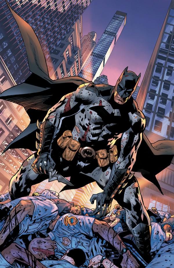BATMANS GRAVE 7 (OF 12) (VO)