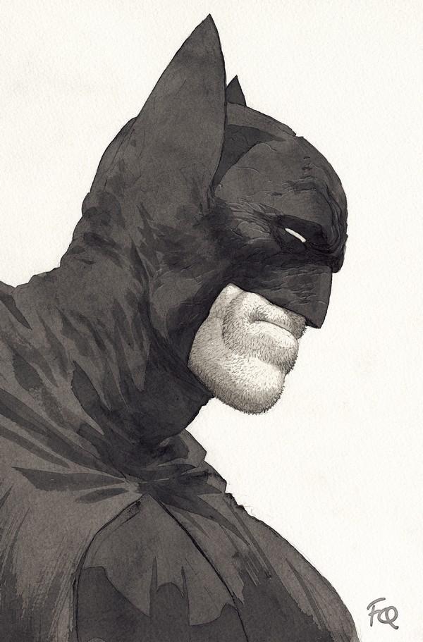 BATMANS GRAVE 7 (OF 12) CARD STOCK F QUITELY VAR ED (VO)