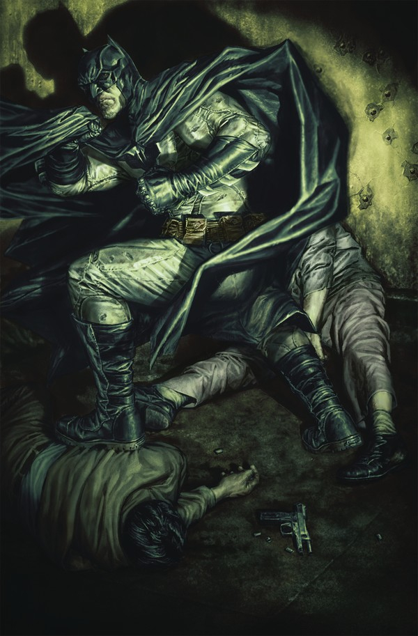 DETECTIVE COMICS 1023 CARD STOCK LEE BERMEJO VAR ED (VO)