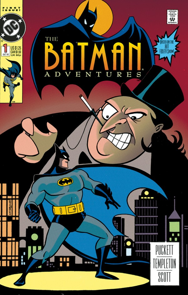 DC CLASSICS THE BATMAN ADVENTURES 1(VO)
