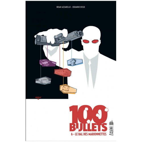 100 Bullets Tome 6 (VF) occasion