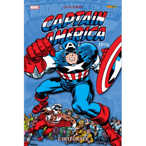 CAPTAIN AMERICA : L'INTÉGRALE 1976 (VF)