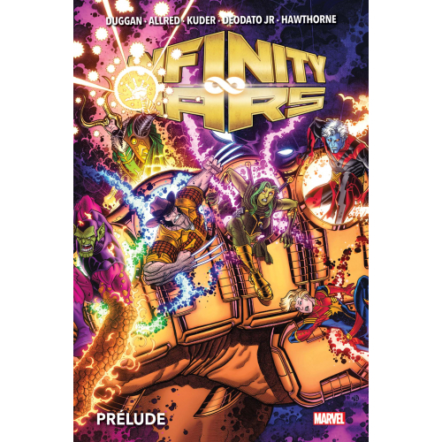 INFINITY WARS : PRELUDE (VF)