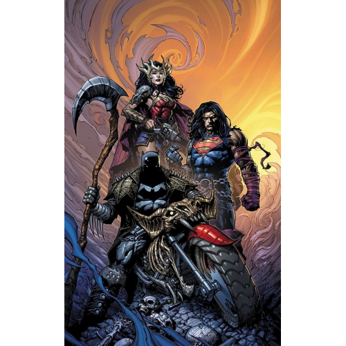 DARK NIGHTS : DEATH METAL 1 (VO) DAVID FINCH