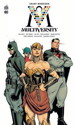 Multiversity présente : Terre-X (VF)