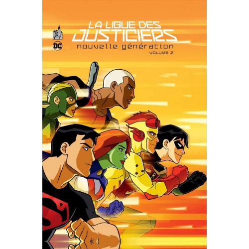 La ligue des justiciers – Nouvelle génération Tome 2 (VF)