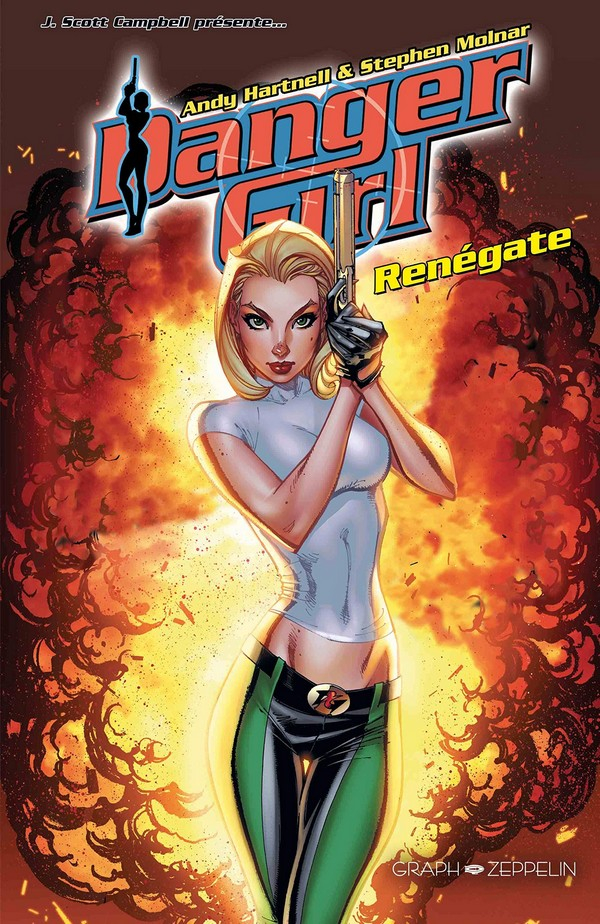 Danger Girl RENEGADE (VF)