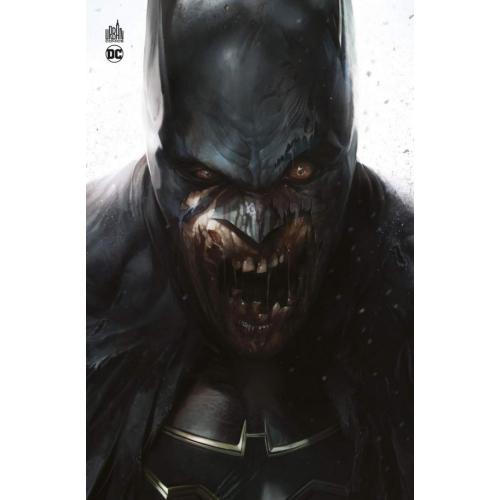 DCEASED (VF) COUVERTURE BATMAN ZOMBIE