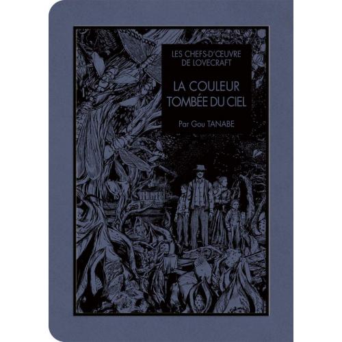 Les chefs d'oeuvres de Lovecraft - La Couleur tombée du ciel (VF)