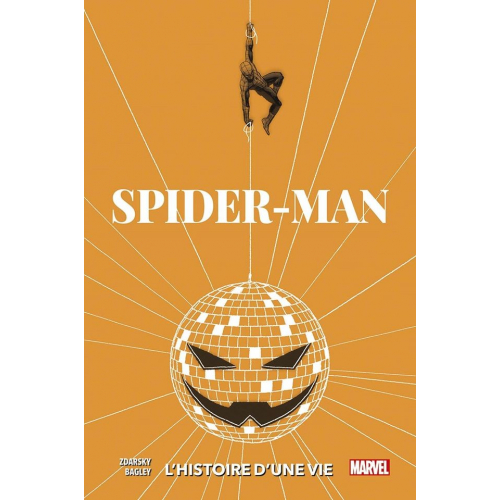 SPIDER-MAN : L'HISTOIRE D'UNE VIE (VF) Couverture Variante 2