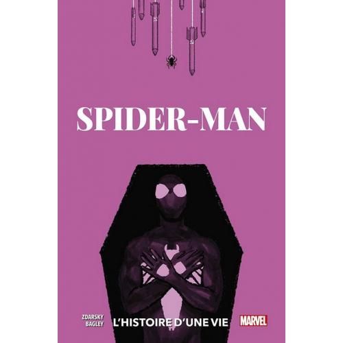 SPIDER-MAN : L'HISTOIRE D'UNE VIE (VF) Couverture Variante 1980