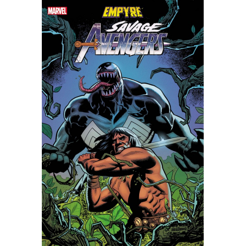 EMPYRE SAVAGE AVENGERS 1 (VO)