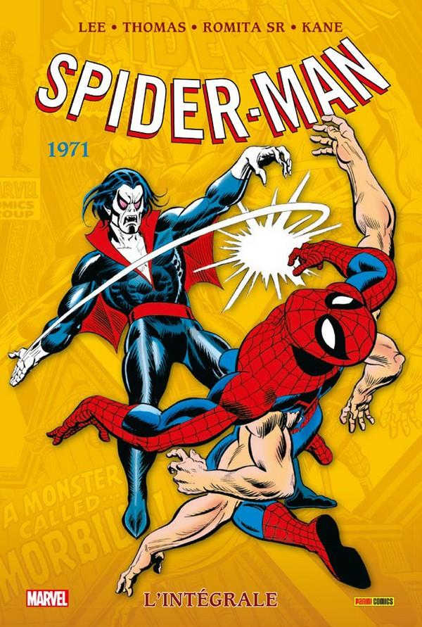 SPIDER-MAN : L'INTÉGRALE 1971 (NOUVELLE EDITION) (VF)