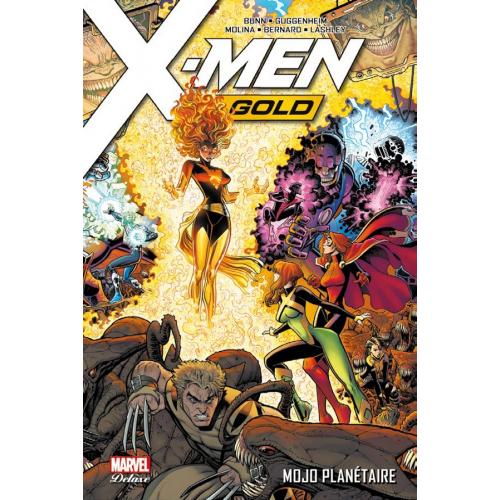 X-MEN GOLD TOME 2 (VF)