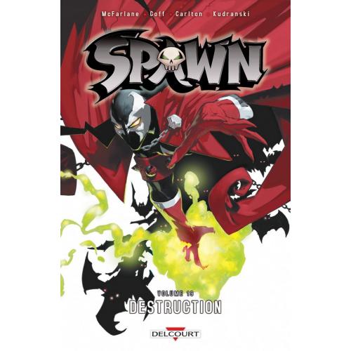 Spawn Tome 19 DESTRUCTION (VF)