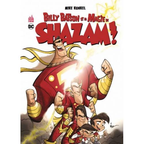 Billy Batson et la magie de Shazam (VF)