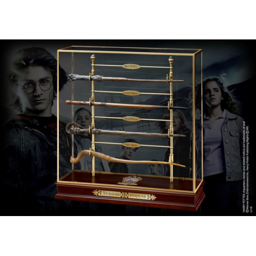 Harry Potter set baguettes magiques Tournoi des 3 Sorciers