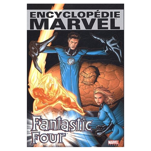 Encyclopédie Marvel : Fantastic Four (VF) occasion