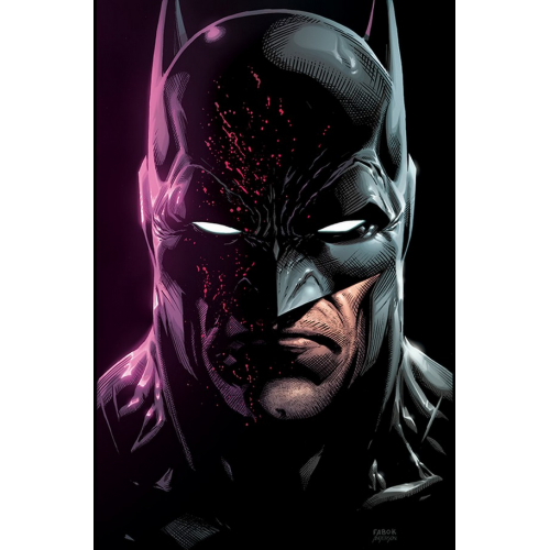 BATMAN : THREE JOKERS 1 (VO) GEOFF JOHNS - JASON FABOK - DC BLACK LABEL - VARIANT COVER