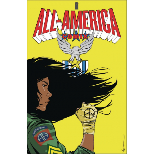OFFERT : ALL-AMERICA COMIX ONE-SHOT (VO)