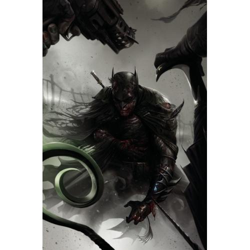 BATMAN 97 CARD STOCK F MATTINA VAR ED (VO)