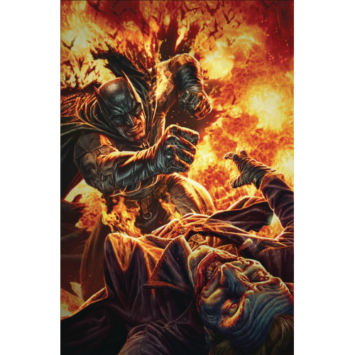 DETECTIVE COMICS 1024 CARD STOCK LEE BERMEJO VAR ED (VO)