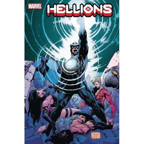 HELLIONS 4 (VO)