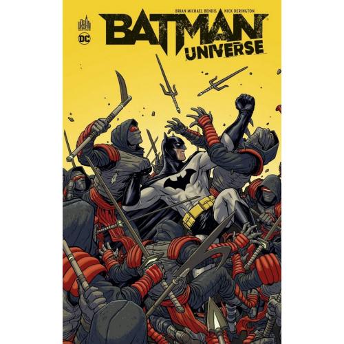 Batman Universe (VF)