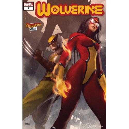 WOLVERINE 2 PAREL SPIDER-WOMAN VAR (VO)