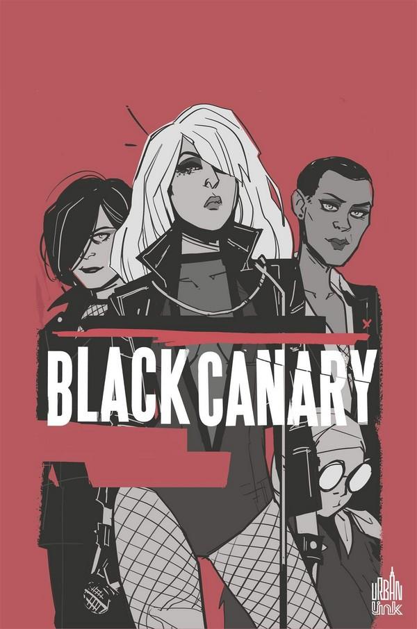 Black Canary : New Killer Star (VF)