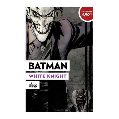 Batman : White Knight (VF)