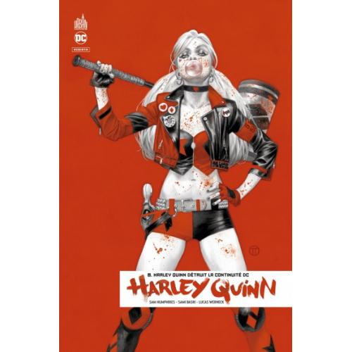 Harley Quinn Rebirth Tome 8 (VF)