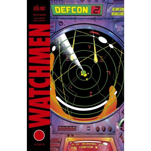 Watchmen numéro 10 (VF)