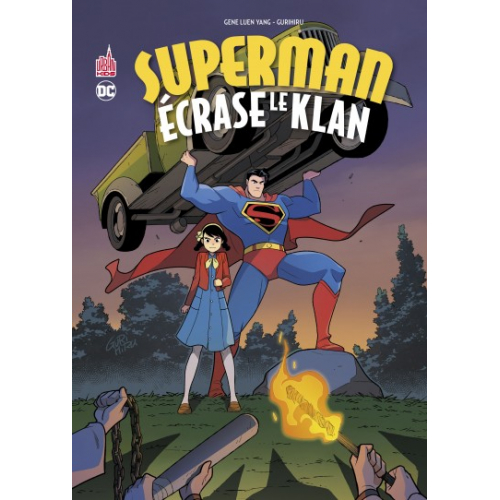 Superman écrase le Klan (VF)