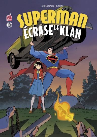 Superman écrase le Klan (VF)