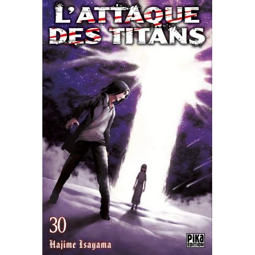 L'attaque des Titans Tome 30 (VF)